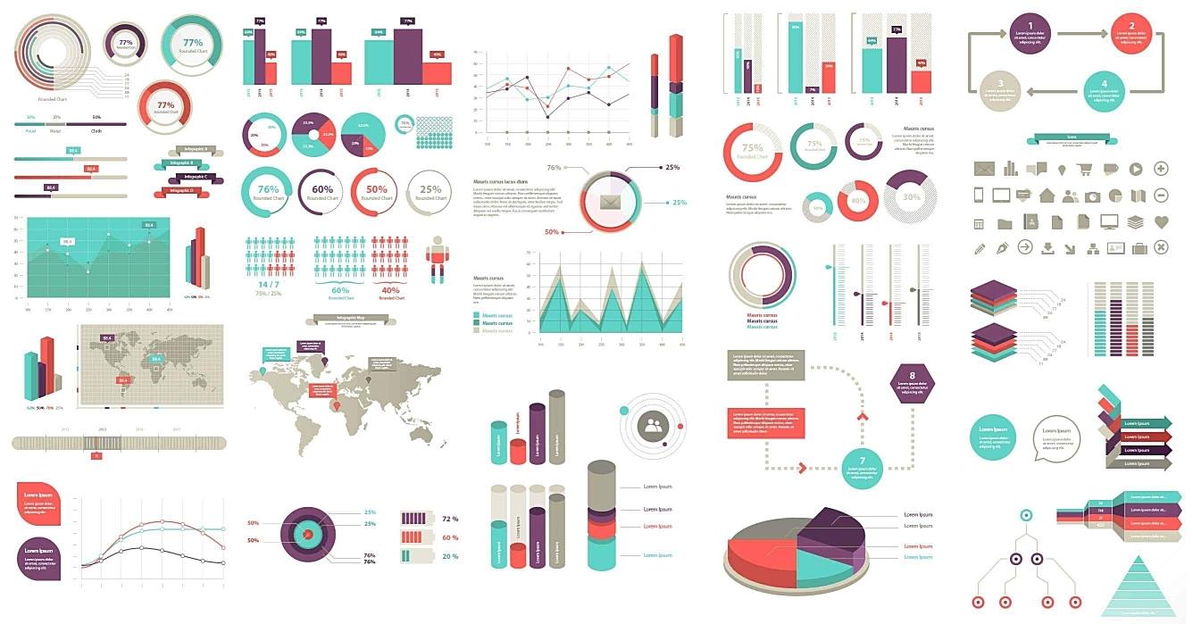 Информация в картинках — инфографика в бизнесе