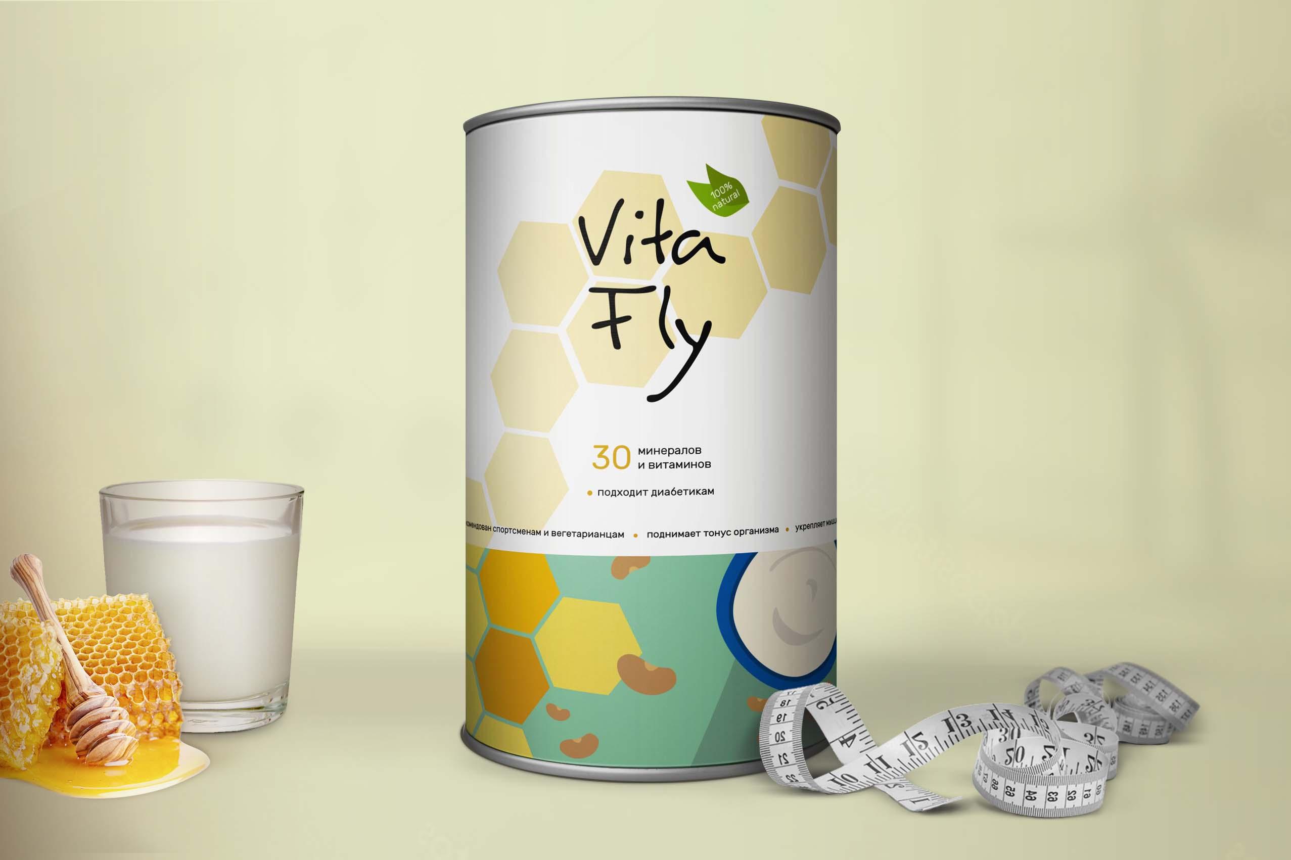 Пищевая добавка, Vitafly