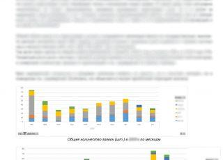 Пример аналитики PENNON